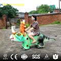MY Dino-DR044 OEM Ancient Time Dinosaur Park Dinosaur Scooter for Kids