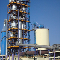 dry process cement production plant for sale