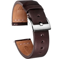 Custom Made Waterproof Nylon Watch Leather Band