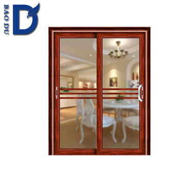 Standard Types Of Aluminium Entry Doors From Baodu Buy Standard