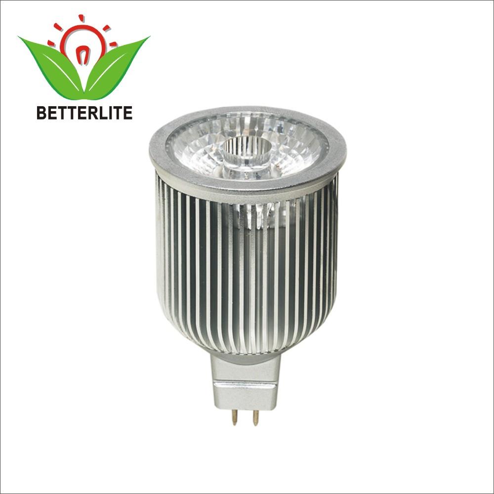 Gu5 3 12v Led Sensor Light Bulb Mr16 Dim To Warm Led Cct Spotlight