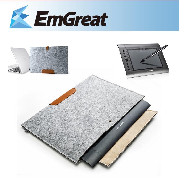 Wool Liner Felt Ultrabook Laptop Sleeve Bag Case Cover for