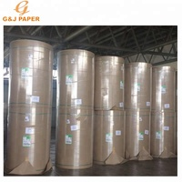 Virgin Kraft Liner Paper Jumbo Roll