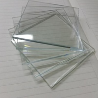 Wholesale High Resistant Glass / Tempered Heat Resistant Stove Glass
