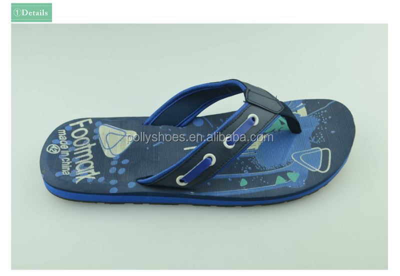Fashion And Light Weight Eva Beach Mens Slippers