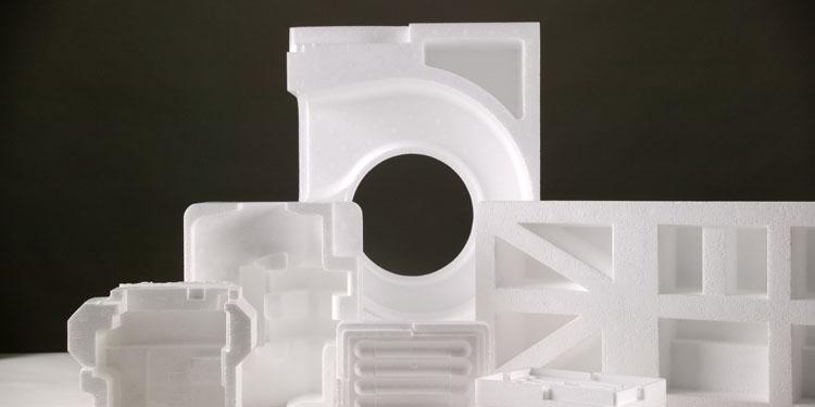 Otomatik Vakum EPS Şekil Kalıp Makinası