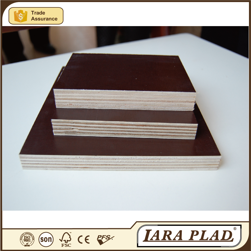 ce certificate black film faced plywood,wood product, rounded plywood