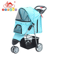2016 Hot Selling New Style Jogging 3 Wheels Pet Stroller