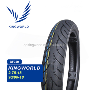 Motorcycle Tyre 90/90-18 Tubeless 51P