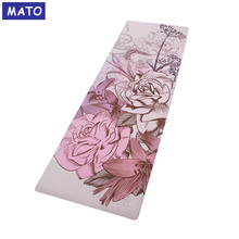 China manufacturer wholesale low price and high quality yoga mat india