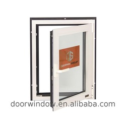 Hot sale factory direct painting hardwood window frames outside opening windows in house
