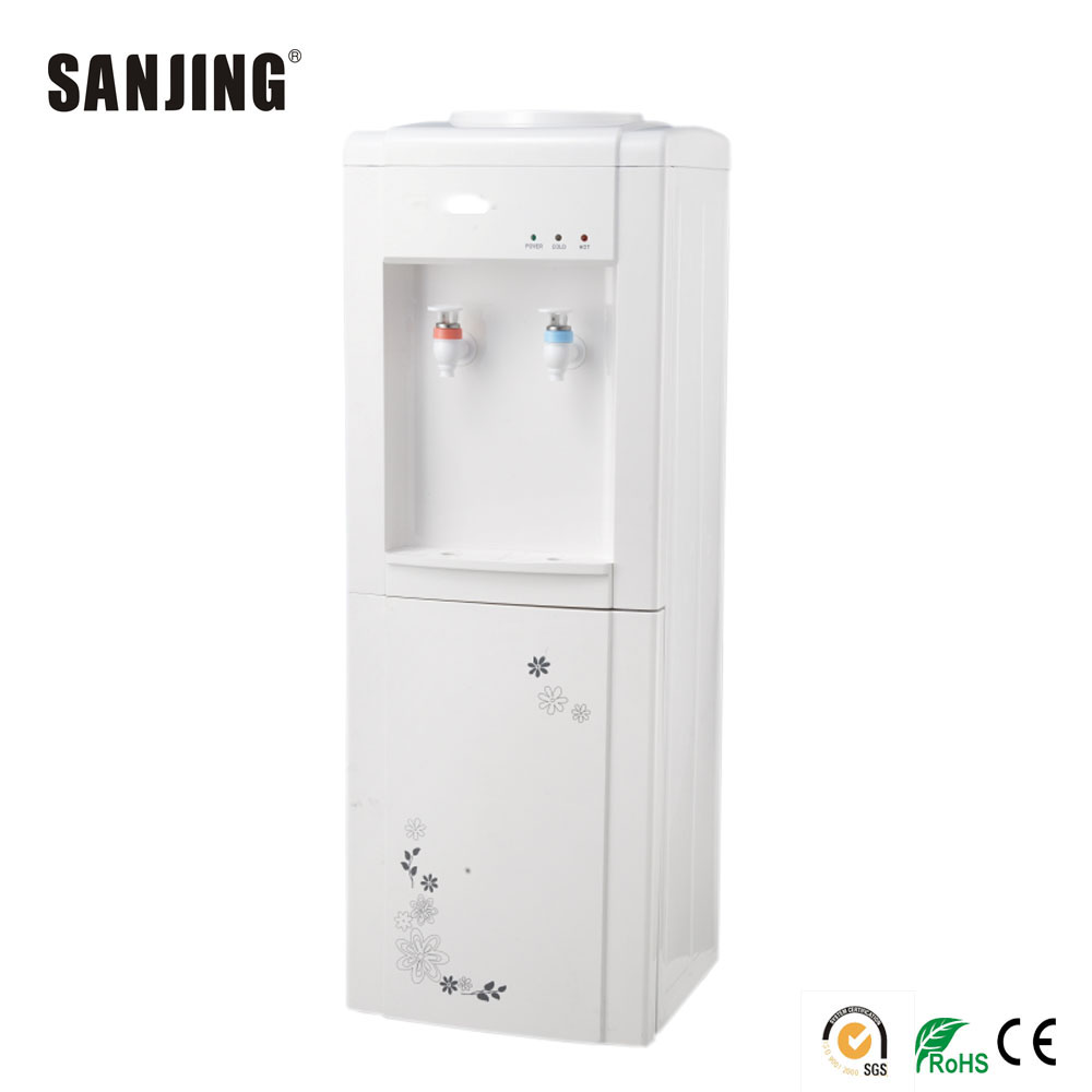 2018 Hot Sale Standing Water Dispenser With Ice Maker
