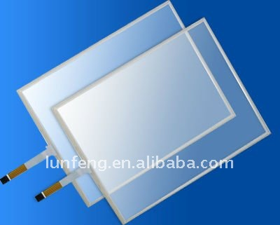 Custom-made 4 wire 14 inch notebook touch screen panel kit