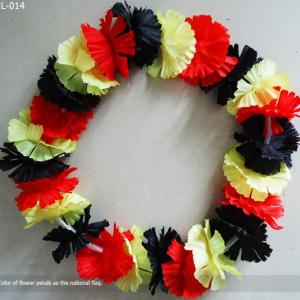 Party decoration LED flower garland/LED hawaiian leis/ light up hawaiian leis