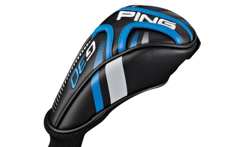 NEW Ping G30 19* Hybrid/Rescue Black/Blue/White Headcover