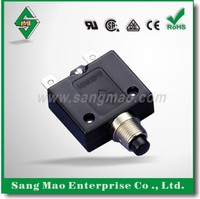 Electronic 2 - 50A Overload Thermal minature Circuit Breaker