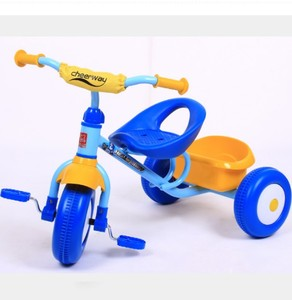 kids triycle for girls and boys baby bike ride on toys with storage professional supplier