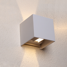 Adjustable Up And Down Indoor Wall Lamp Modern IP 54 Waterproof LED Outdoor Wall Light