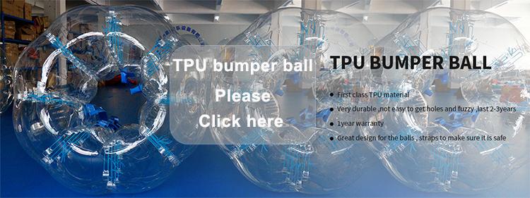 TPU bubble ball