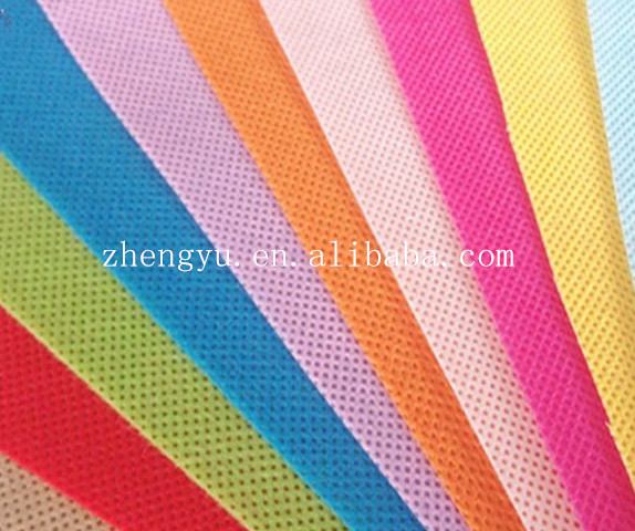 100%pp spunbond nonwoven fabric for pillow cover