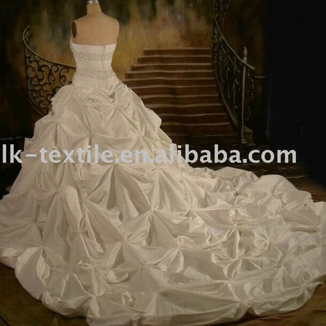 Buy Cheap China white taffeta wedding dress Products, Find China ...