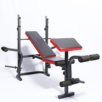 Fashion new design weight high quality sit up multi way practise lifting bench press
