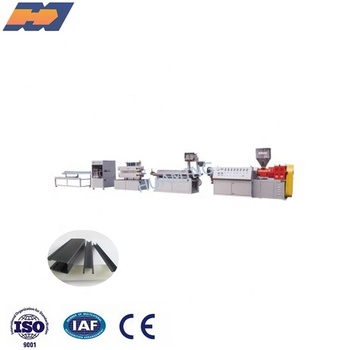 PVC raam machine UPVC profiel extrusie machine