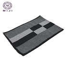 Winter fashion trend scarf viscose plain scarf for men's shawl scarf