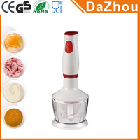2017 Top Quality Popular Multifunction Hand Blender, Stick Blender 200W Food Processor hand held mixer