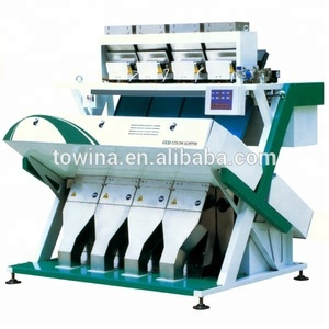 CCD480 rice color sorter grain sorting machine