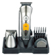 Professional Rechargeable 7 in 1 beard trimmer and hair clipper cutting machine Gemei