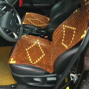 Summer Cooling Bamboo Car Seat Cover Universal