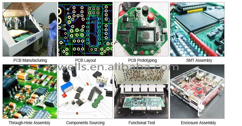 Shenzhen Aluminium Led Pcb Aluminium Circuit Board Manufacture ...