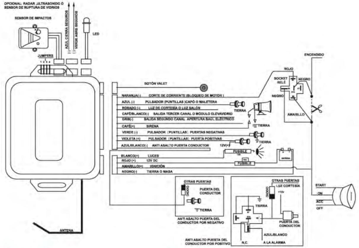 Valet Car Alarm Wiring Diagrams Free Download Wiring Diagram