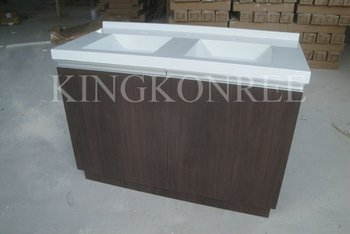 Cheap Commercial Double Sink Bathroom Vanity Top - Buy Double Sink ...