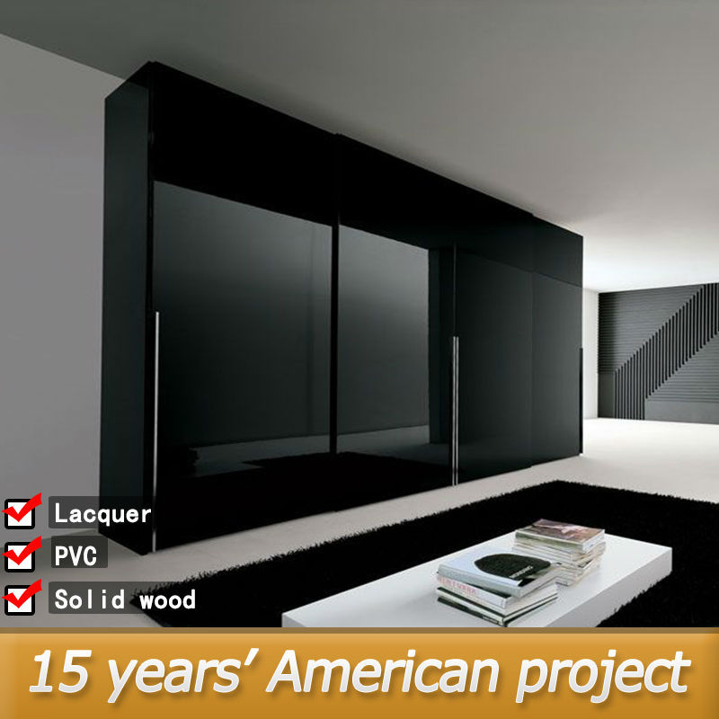 Export to North America modern closet