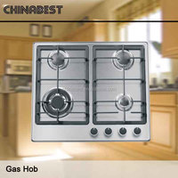 2016 promotion new model bule flame gas hob