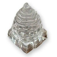 Crystal Sri Yantra For Wealth , Prosperity , Good Luck and Removal of Negativity