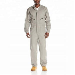 Men's Cotton Coverall engineering uniform workwear