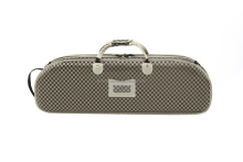 Factory Price Canvas Round Violin Foam Case