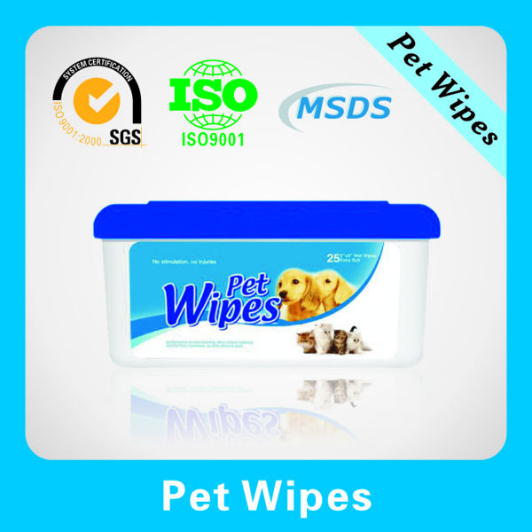 Dog Eye Cleansing Wet Tissues