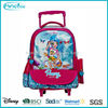 2016 Removable trolley wheeled school backpack for early school