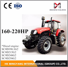 160-220HP agriculture machinery Wheel Tractor--HK Mingyang