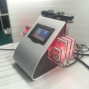 Cellulite Reduction Fat Loss 40K Cavitation RF body kim 8 system slimming machine