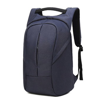 19SA-8041M SGS passed factory low MOQ stock waterproof hidden compartment antitheft laptop backpack manufacturers china