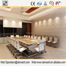 interior decorative leather 3d wall panel for south africa
