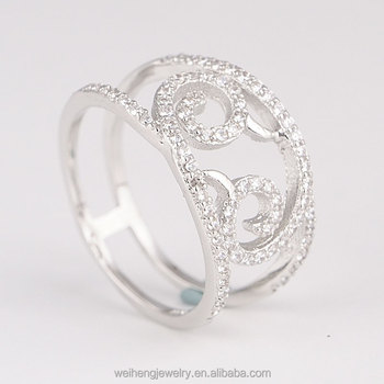 Japanese Alibaba Cn 925 Silver Jewelry University Graduation Rings