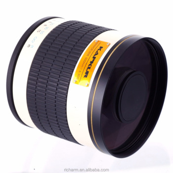 500mm f/6.3 mirror Reflex telephoto zoom Lens For Canon