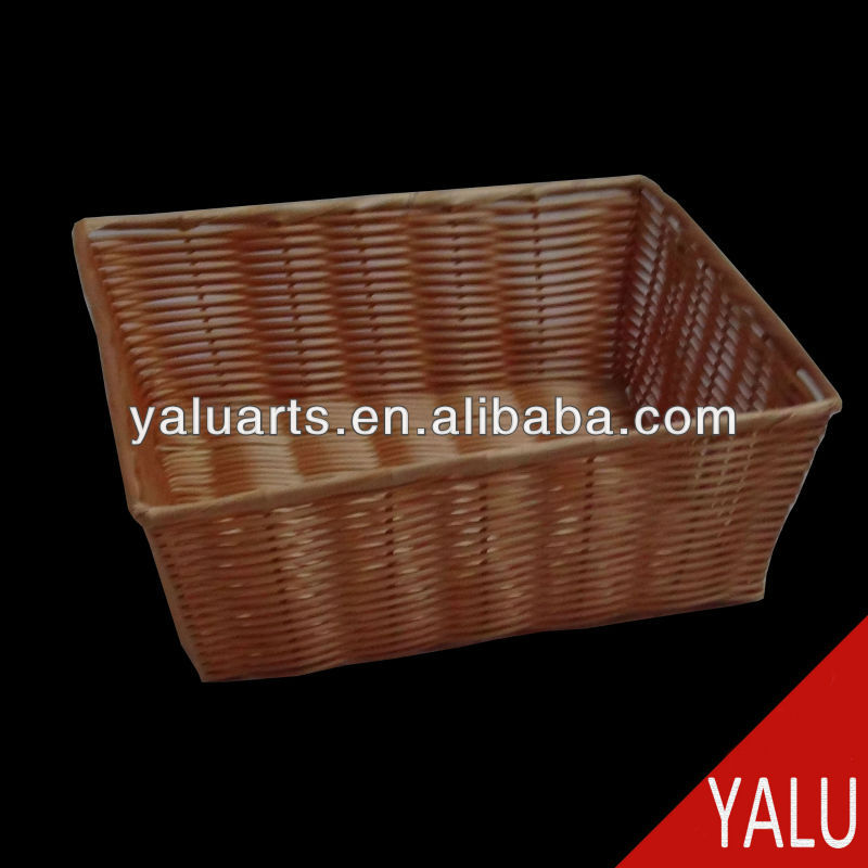 Plastic food basket AX-028