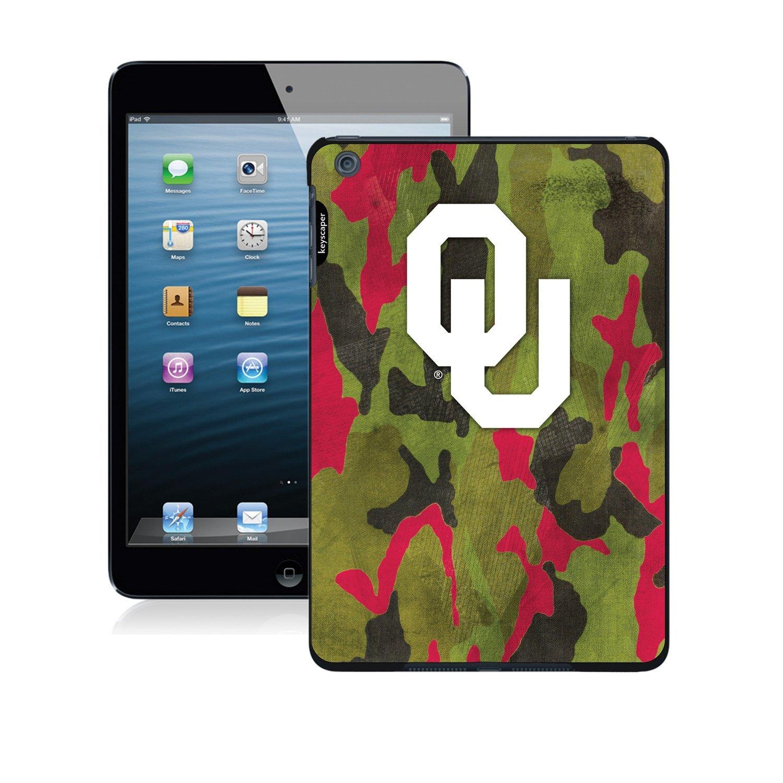 Oklahoma Sooners iPad Mini Case officially licensed by the University of Oklahoma for the Apple iPad Mini by keyscaper®